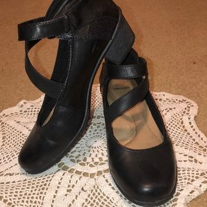 EARTH Origins Manmade Leather Mary Janes
